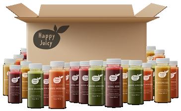 HappyJuicy 30 sapjes pakket