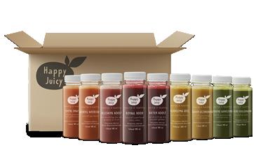 HappyJuicy 9 sapjes pakket