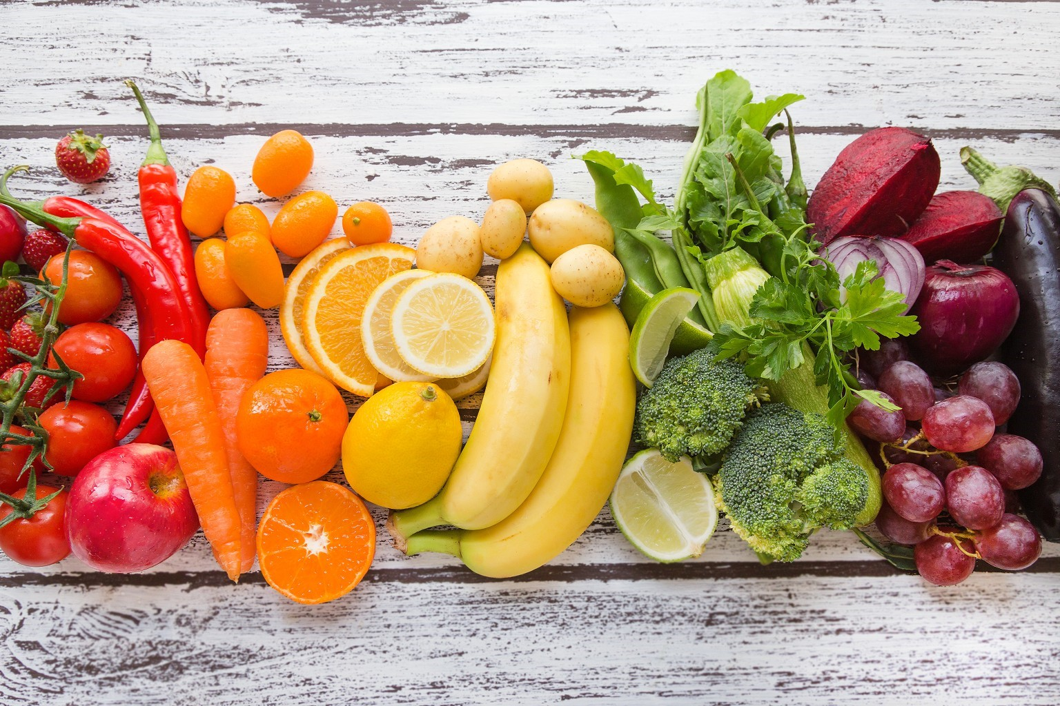 Hoeveel groente en fruit heb je nodig per dag?
